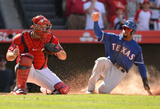 Texas Rangers vs. Los Angeles Angels - 7/3/15 MLB Pick, Odds, and Prediction
