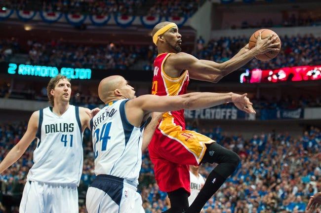Mavericks at Rockets - 4/28/15 NBA Pick, Odds, and Prediction