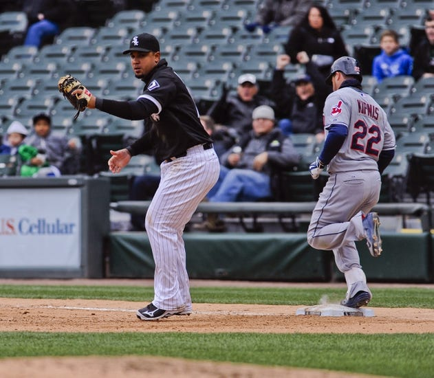 MLB | Cleveland Indians (14-21) at Chicago White Sox (16-17)