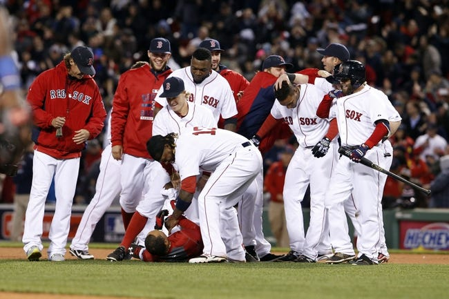 Red Sox vs. Blue Jays - 4/28/15 MLB Pick, Odds, and Prediction