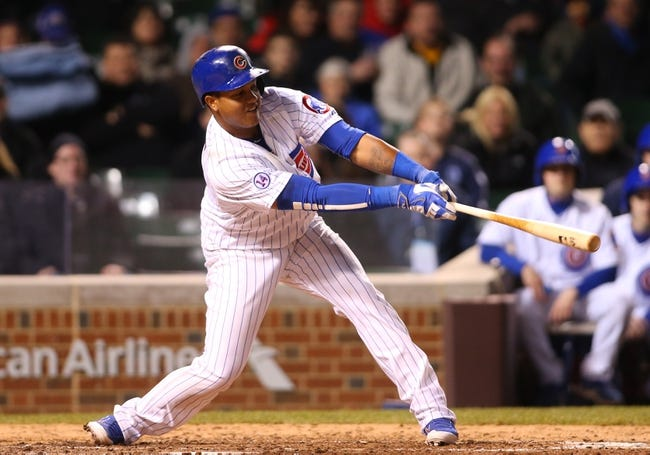 Cubs vs. Pirates - 4/29/15 MLB Pick, Odds, and Prediction