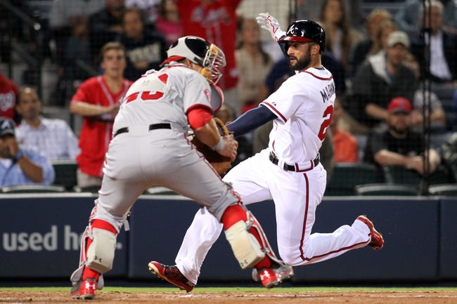 Atlanta Braves vs. Washington Nationals - 4/28/15 MLB Pick, Odds, and Prediction