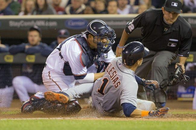 MLB | Detroit Tigers (14-6) at Minnesota Twins (8-11)