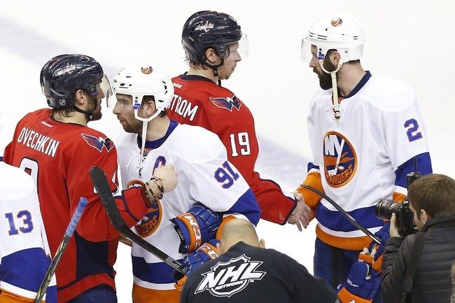 Islanders vs. Capitals - 1/7/16 NHL Pick, Odds, and Prediction