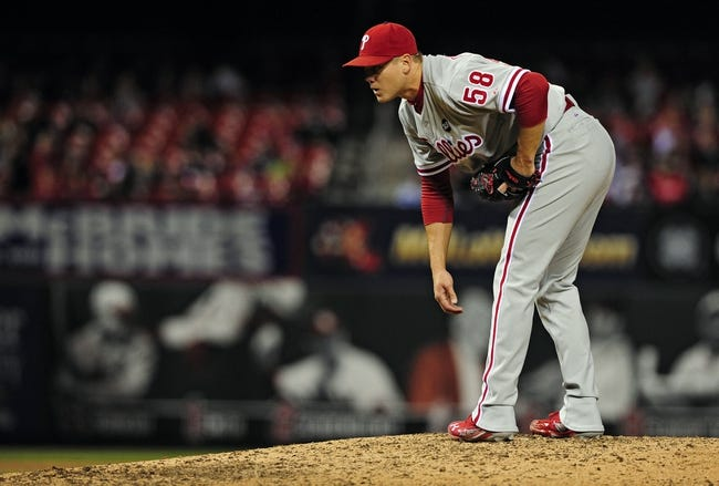 St. Louis Cardinals vs. Philadelphia Phillies - 4/28/15 MLB Pick, Odds, and Prediction