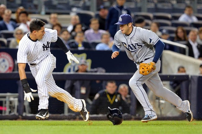New York Yankees vs. Tampa Bay Rays - 4/29/15 MLB Pick, Odds, and Prediction