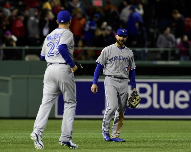 Boston Red Sox vs. Toronto Blue Jays - 4/29/15 MLB Pick, Odds, and Prediction