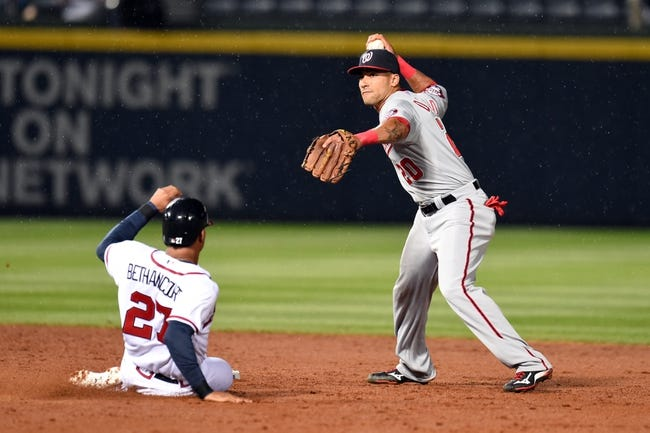 Nationals vs. Braves - 5/8/15 MLB Pick, Odds, and Prediction