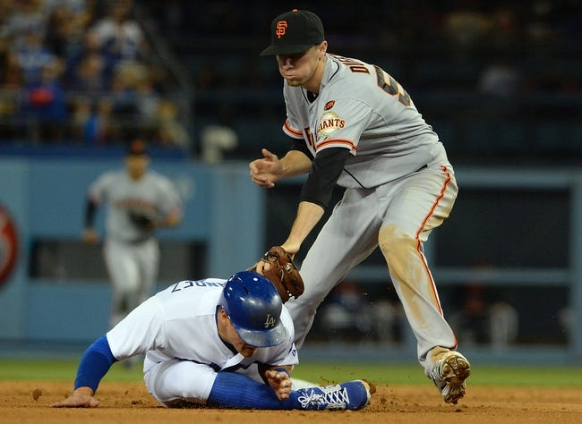 Dodgers at Giants - 5/19/15 MLB Pick, Odds, and Prediction