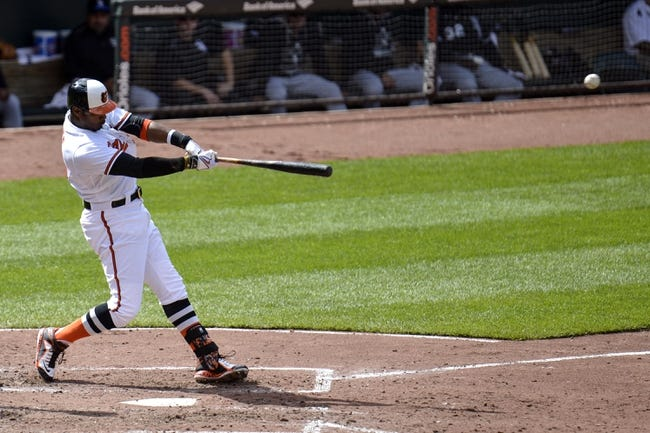 Baltimore Orioles vs. Chicago White Sox Game Two - 5/28/15 MLB Pick, Odds, and Prediction