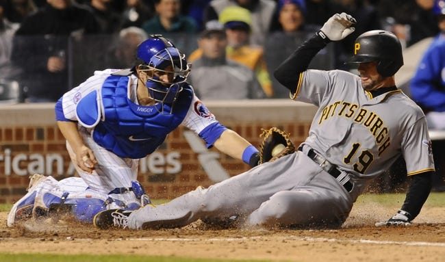 Pirates at Cubs - 5/15/15 MLB Pick, Odds, and Prediction