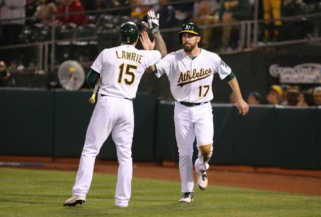 A's vs. Angels - 4/30/15 MLB Pick, Odds, and Prediction