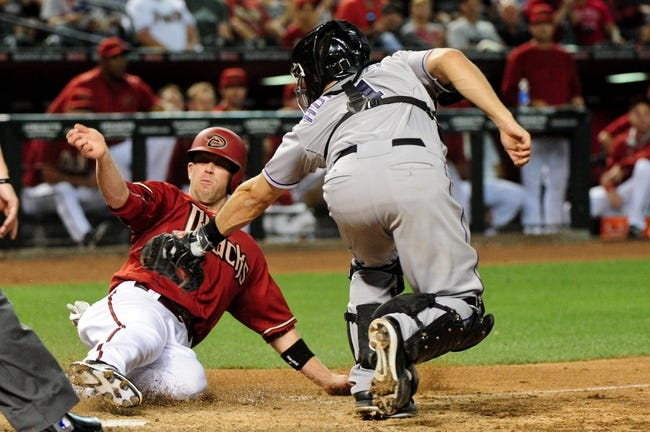 Rockies vs. Diamondbacks Game 1- 5/6/15 MLB Pick, Odds, and Prediction