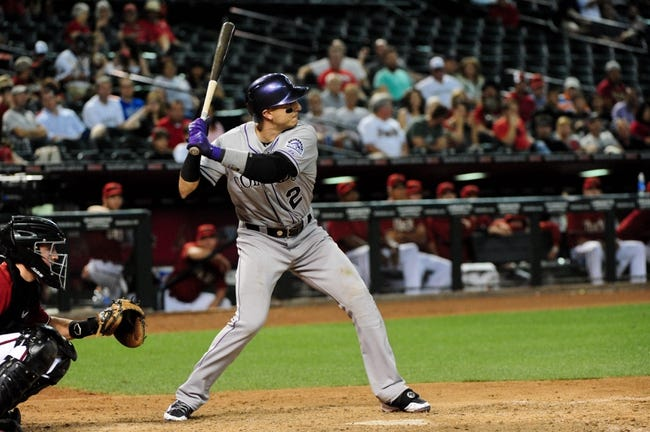 Rockies vs. Diamondbacks - 6/23/15 MLB Pick, Odds, and Prediction