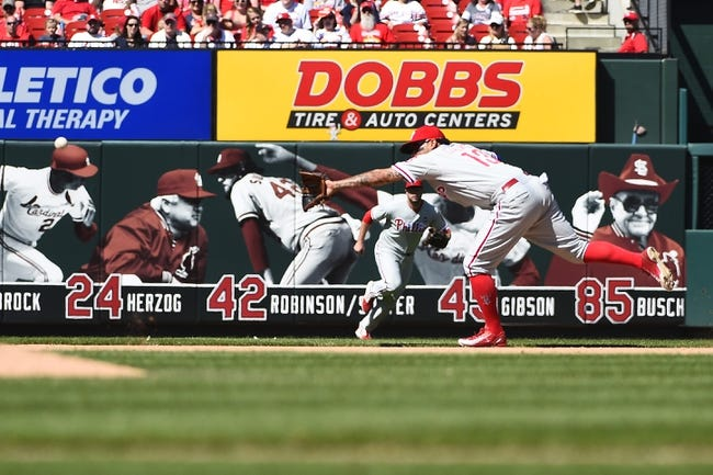 Phillies vs. Cardinals - 6/19/15 MLB Pick, Odds, and Prediction