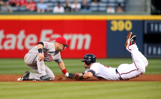 Atlanta Braves vs. Cincinnati Reds - 5/1/15 MLB Pick, Odds, and Prediction