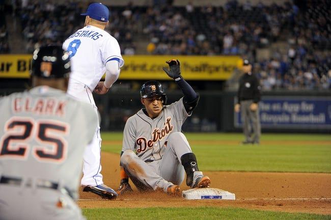 Royals vs. Tigers - 5/1/15 MLB Pick, Odds, and Prediction