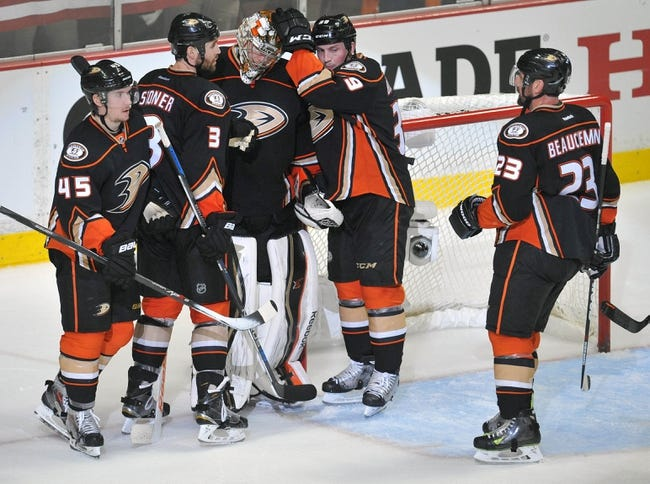 Anaheim Ducks vs. Calgary Flames - 5/3/15 NHL Pick, Odds, and Prediction