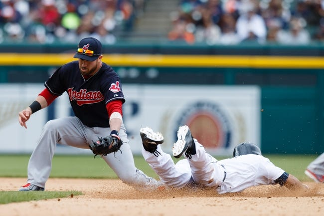 Tigers vs. Indians - 6/12/15 MLB Pick, Odds, and Prediction