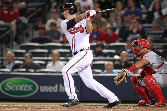 Braves vs. Reds - 5/2/15 MLB Pick, Odds, and Prediction