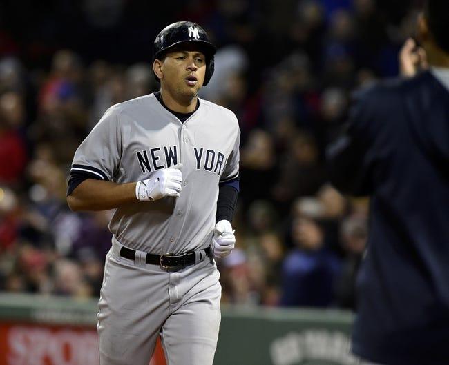 Red Sox vs. Yankees - 5/2/15 MLB Pick, Odds, and Prediction