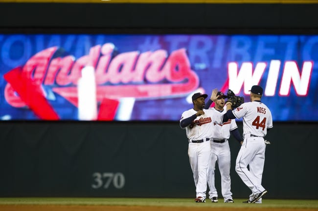 MLB | Toronto Blue Jays (11-12) at Cleveland Indians (7-14)