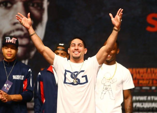 Paul Malignaggi vs. Danny Garcia Boxing Preview, Pick, Odds, Prediction - 8/1/15