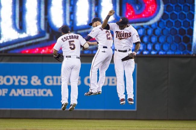 Minnesota Twins vs. Chicago White Sox - 5/2/15 MLB Pick, Odds, and Prediction