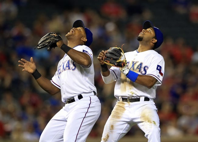 Texas Rangers vs. Oakland Athletics - 5/2/15 MLB Pick, Odds, and Prediction
