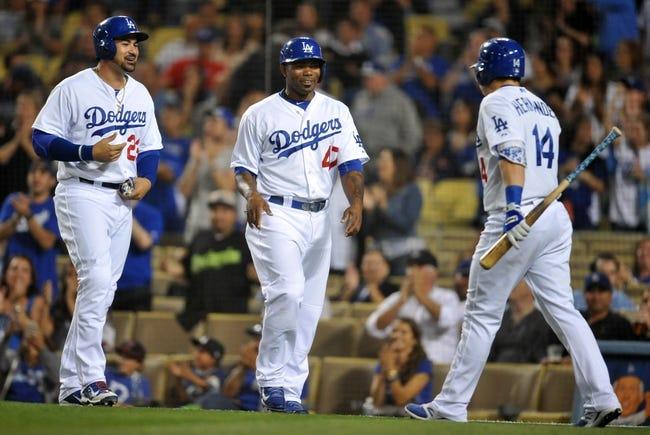 Dodgers vs. Diamondbacks - 5/2/15 MLB Pick, Odds, and Prediction