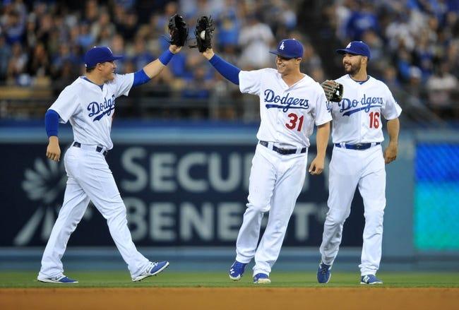 MLB | Arizona Diamondbacks (10-12) at Los Angeles Dodgers (14-8)