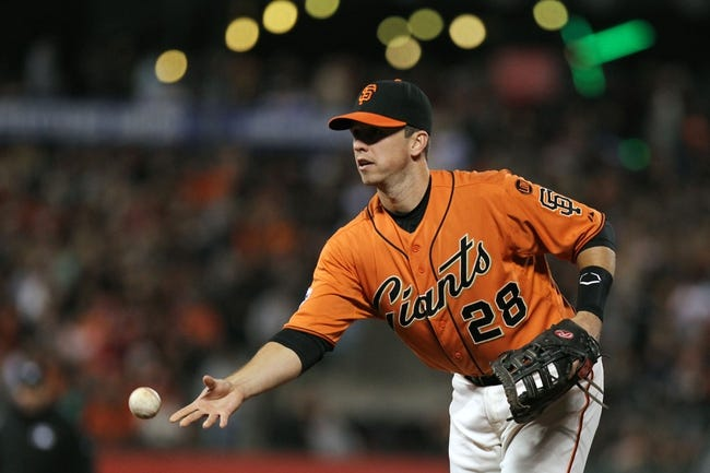 Giants vs. Padres - 5/6/15 MLB Pick, Odds, and Prediction