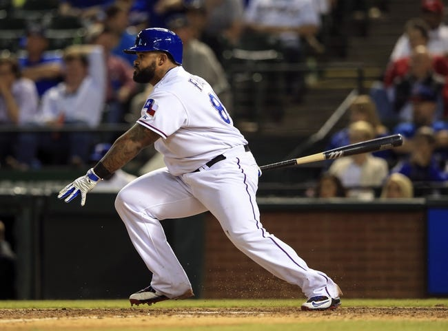 Mariners vs. Rangers - 8/7/15 MLB Pick, Odds, and Prediction