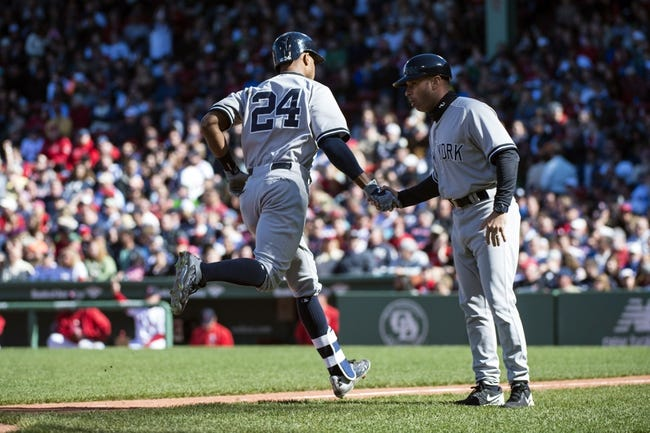 Boston Red Sox vs. New York Yankees - 5/3/15 MLB Pick, Odds, and Prediction