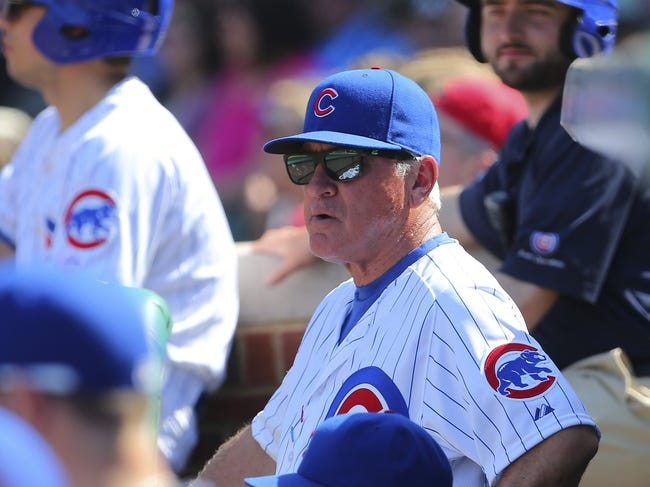 Cubs vs. Brewers - 5/3/15 MLB Pick, Odds, and Prediction