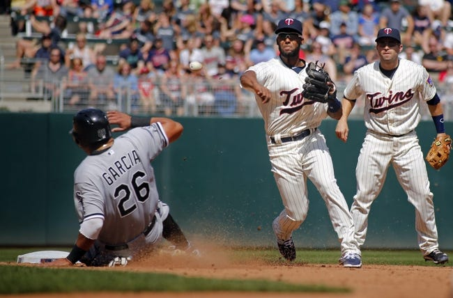 Chicago White Sox vs. Minnesota Twins - 5/22/15 MLB Pick, Odds, and Prediction