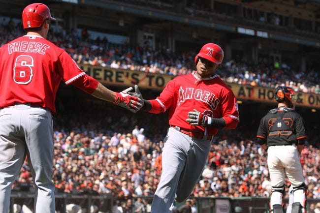 San Francisco Giants vs. Los Angeles Angels - 5/3/15 MLB Pick, Odds, and Prediction