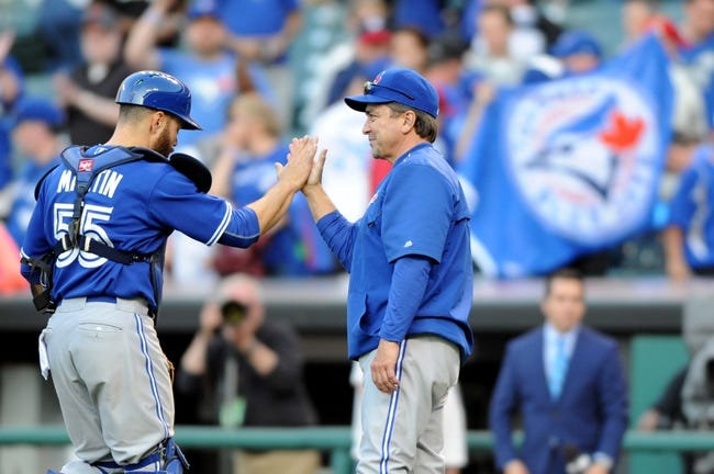 Indians vs. Blue Jays - 5/3/15 MLB Pick, Odds, and Prediction