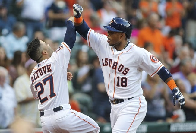 Houston Astros vs. Seattle Mariners - 6/12/15 MLB Pick, Odds, and Prediction