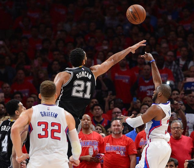 San Antonio Spurs vs. Los Angeles Clippers - 12/18/15 NBA Pick, Odds, and Prediction