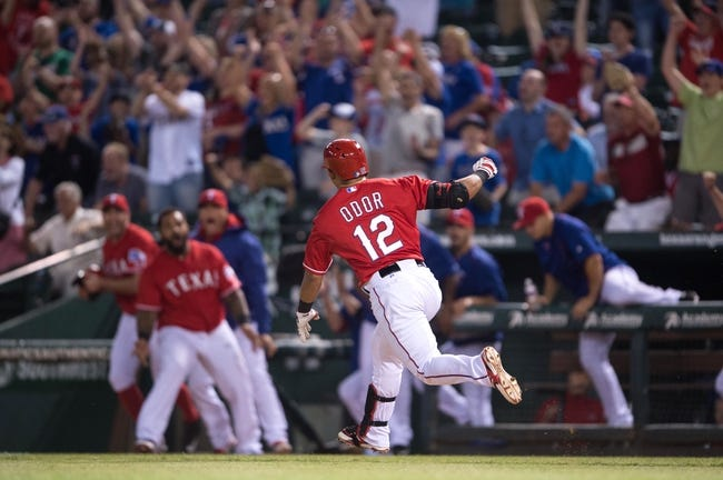 Texas Rangers vs. Oakland Athletics - 5/3/15 MLB Pick, Odds, and Prediction