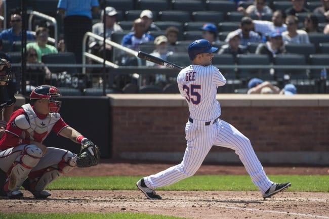 Mets at Nationals - 7/20/15 MLB Pick, Odds, and Prediction