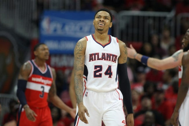 Wizards at Hawks - 5/5/15 NBA Pick, Odds, and Prediction