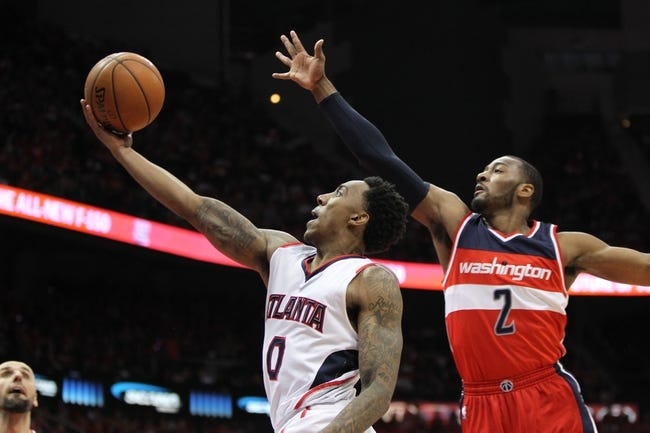 Atlanta Hawks vs. Washington Wizards - 5/5/15 NBA Pick, Odds, and Prediction
