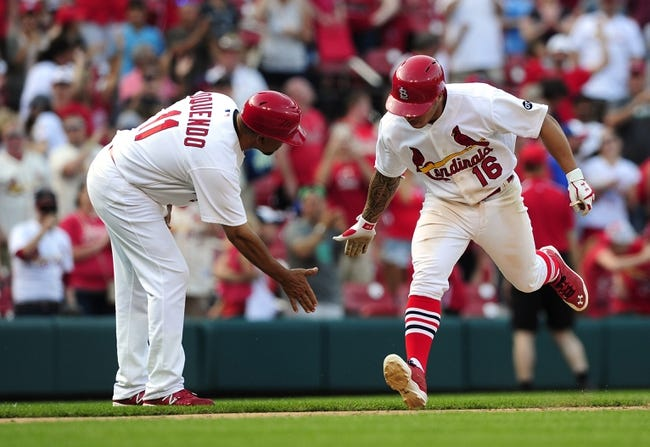 Pittsburgh Pirates vs. St. Louis Cardinals - 5/8/15 MLB Pick, Odds, and Prediction