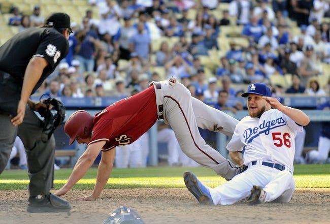 Diamondbacks at Dodgers - 6/8/15 MLB Pick, Odds, and Prediction