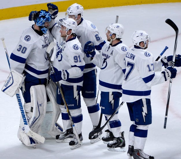 Tampa Bay Lightning vs. Montreal Canadiens - 5/6/15 NHL Pick, Odds, and Prediction