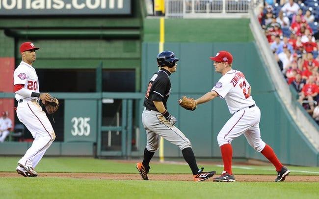 Nationals vs. Marlins - 5/5/15 MLB Pick, Odds, and Prediction