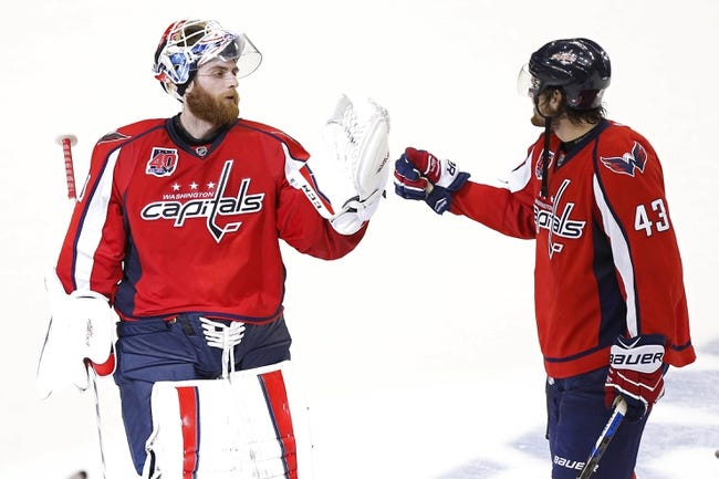 Washington Capitals vs. New York Rangers - 5/6/15 NHL Pick, Odds, and Prediction
