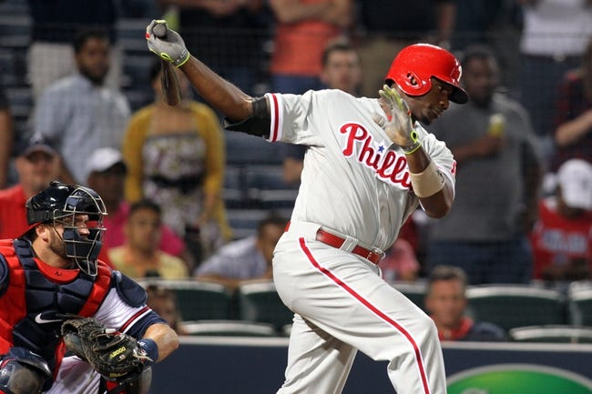 Atlanta Braves vs. Philadelphia Phillies - 5/6/15 MLB Pick, Odds, and Prediction